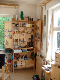 Werkstatt Foto